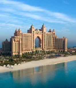 Atlantis : underwater hotel in Dubai