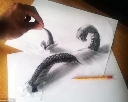 رسومات ثلاثية الأبعاد 2014 ,رسم