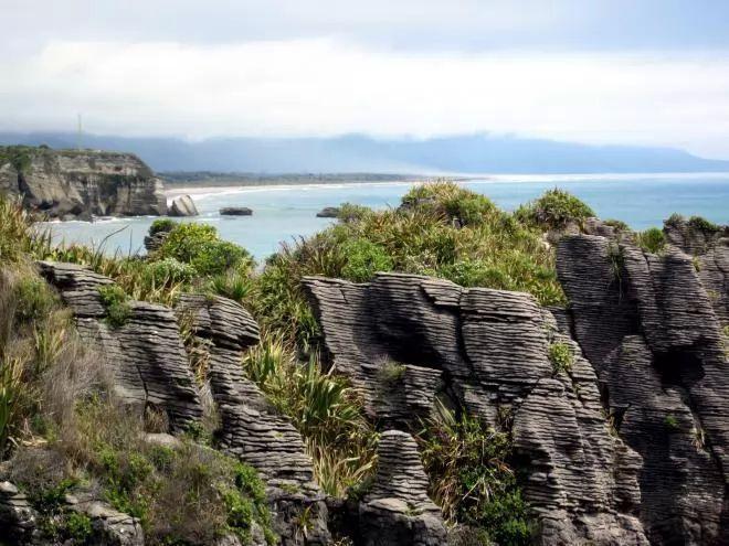 حديقة تاسمان الوطنية tasman national