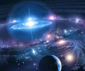 من اسرار الكون : حجم الارض بالنسبة لحجم الكون