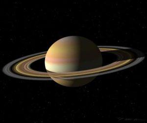 معلومات عن الفضاء و اسرار كوكب زحل