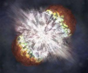 معلومات عن الفضاء الخارجي - الانفجار العظيم ونشأة الكون