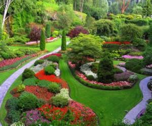 اجمل الحدائق فى العالم