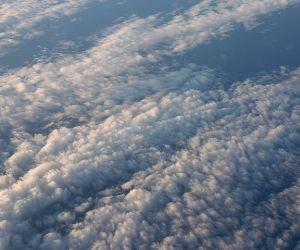 معلومات عن الغلاف الجوي للارض