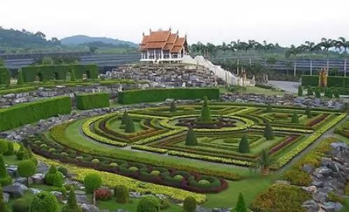 اجمل الحدائق في العالم- حديقة سوان نونج