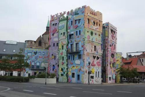 أعجب منزل في ألمانيا
