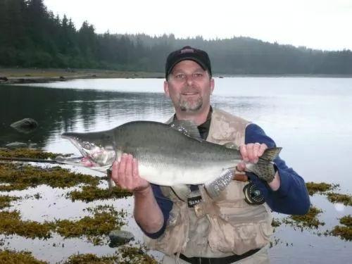 تعرف على سمك السلمون وفوائده