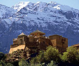جبال الاطلس العربي معلومات بالصور