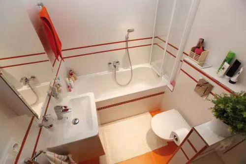 افضل ديكورات حمامات صغيرة بالصور سحر الكون