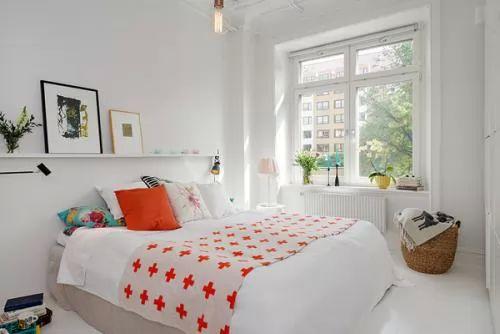 افكار وديكورات تناسب غرف نوم صغيرة بالصور