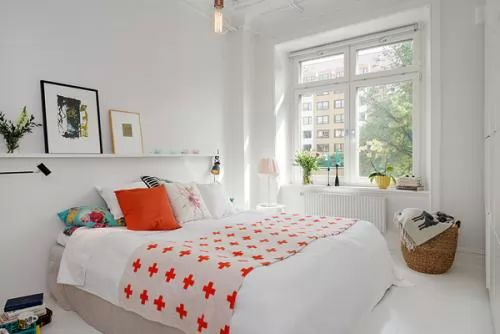 افكار وديكورات تناسب غرف نوم صغيرة بالصور سحر الكون