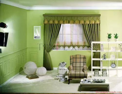 صور - احدث موديلات ستائر غرف نوم للعرسان بالصور