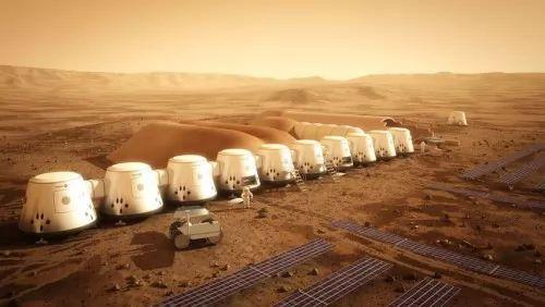 معلومات عن كوكب المريخ بالصور