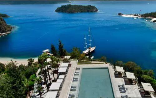 صور - اجمل شواطئ ومنتجعات تركيا بالصور
