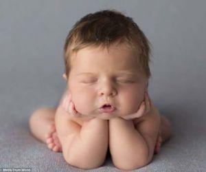 اجمل صور اطفال حديثي الولادة اثناء النوم