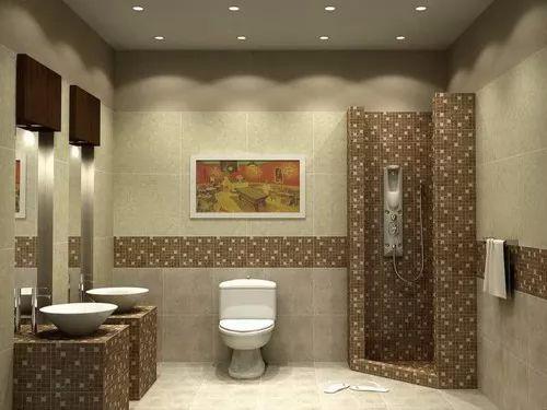 أفكار وأشكال موديلات سيراميك حمامات مودرن