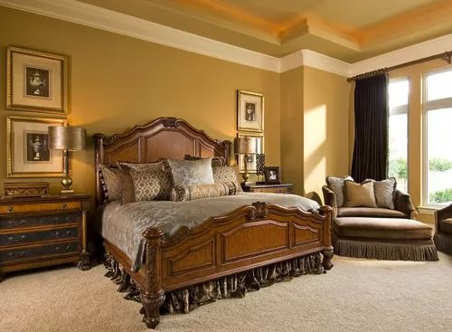 country paint colors for bedroom أحدث موديلات غرف نوم تركية مودرن ذات تصميم وألوان مميزة 18572