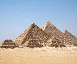 معلومات عن الاهرامات المصرية بالصور