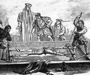 عجائب و غرائب حقيقية عن ابشع طرق التعذيب عبر التاريخ