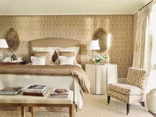 Matrimonio Box Bed : أحدث ديكورات ورق حائط غرف نوم مودرن بالصور سحر الكون