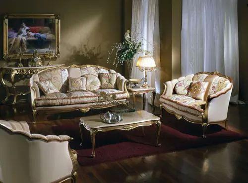 for Sofas de estilo clasico