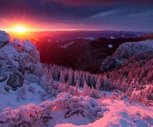 اجمل مناظر طبيعية في رومانيا