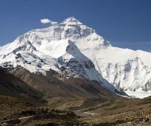 قمة افرست اعلى قمة جبل في العالم