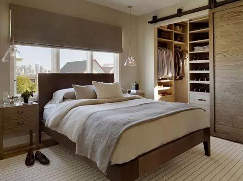 حلول لتصميم ديكورات غرف نوم صغيرة الحجم سحر الكون