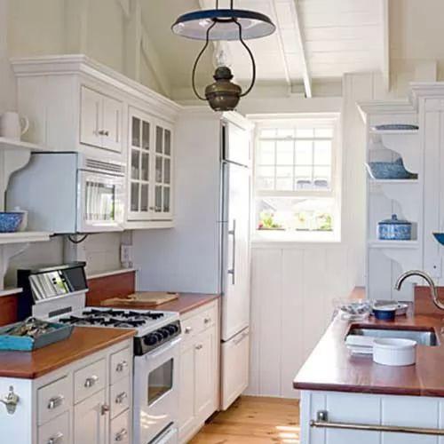 Kitchen Design Pakistan: افكار ترتيب المطبخ صغير المساحة