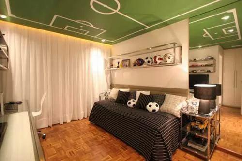 ديكورات جبس اسقف غرف نوم اطفال   سحر الكون