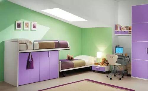 تصميم ديكورات غرف نوم اطفال بالصور   سحر الكون