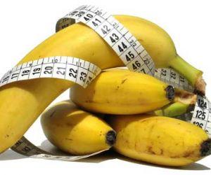 هل يساعد الموز علي زيادة الوزن ؟