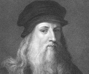 معلومات عن ليوناردو دافنشي صاحب لوحة الموناليزا