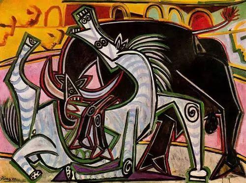 معلومات عن الفنان بابلو بيكاسو