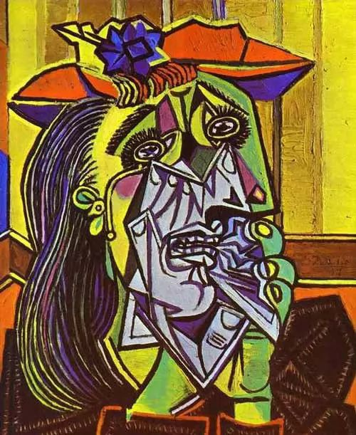 mot, from corps perdu by pablo picasso