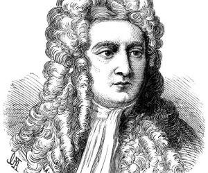 بحث عن إسحاق نيوتن