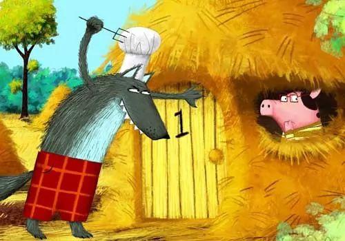 قصص للاطفال - قصة الخرفان الثلاثة