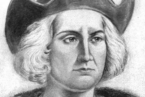 من هو كريستوفر كولومبوس ؟