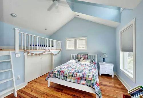 كيفية تصميم ديكورات غرف نوم اطفال