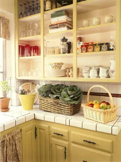 صور - ترتيب المطبخ يجعل حياتك اسهل بخمس خطوات