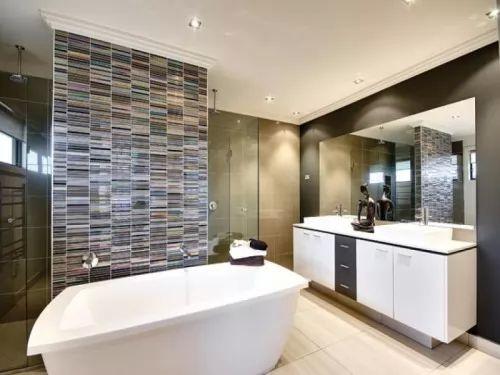 كيف تختارين سيراميك حمامات انيق ؟ سحر الكون