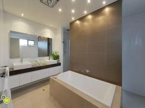 صور - كيف تختارين سيراميك حمامات انيق ؟