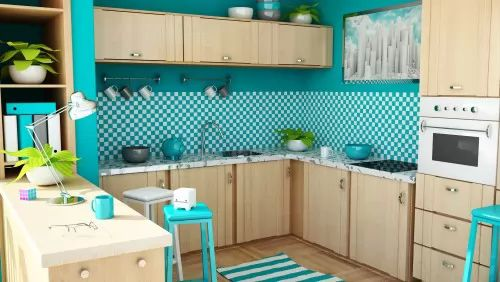صور - ديكورات ورق الجدران الحديثة تناسب كافة ارجاء منزلك