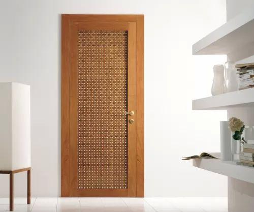 Sophisticated Bedroom Colors Bedroom Door Signs For Adults Diy Zen Bedroom Ideas Bedroom Built In Cupboards With Mirror: ابواب شقق حديثة الاشكال و متنوعة الخامات