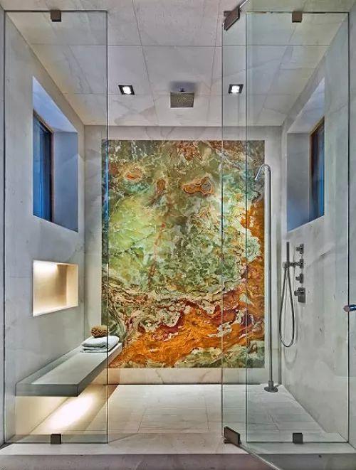 صور - جددي حمامك باختيار دش حمام عصري