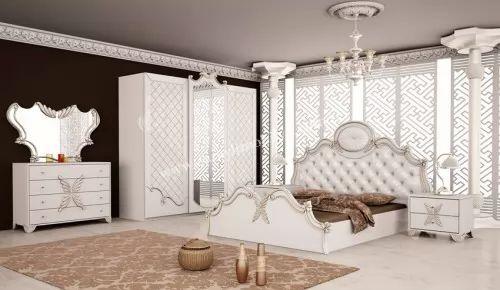 صور غرف نوم جميلة تحلم بها كل عروس   سحر الكون