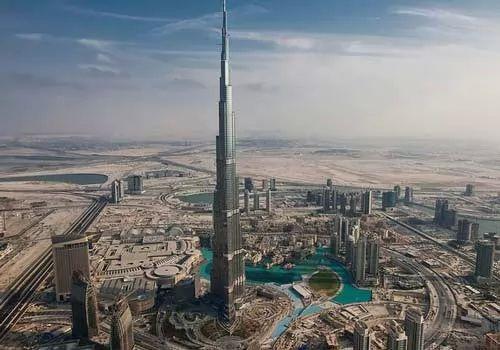 ما هو اطول مبنى في العالم ؟