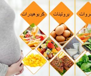 ما هو غذاء الحامل في الشهر الخامس ؟