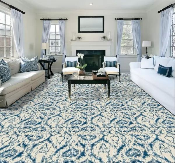 for How to put a rug in the living room