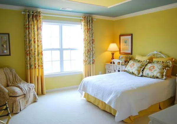 كيفية اختيار افضل الوان غرف النوم المودرن بالصور   سحر الكون